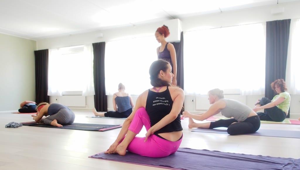 Mysore Yoga CPH - Astanga Yoga