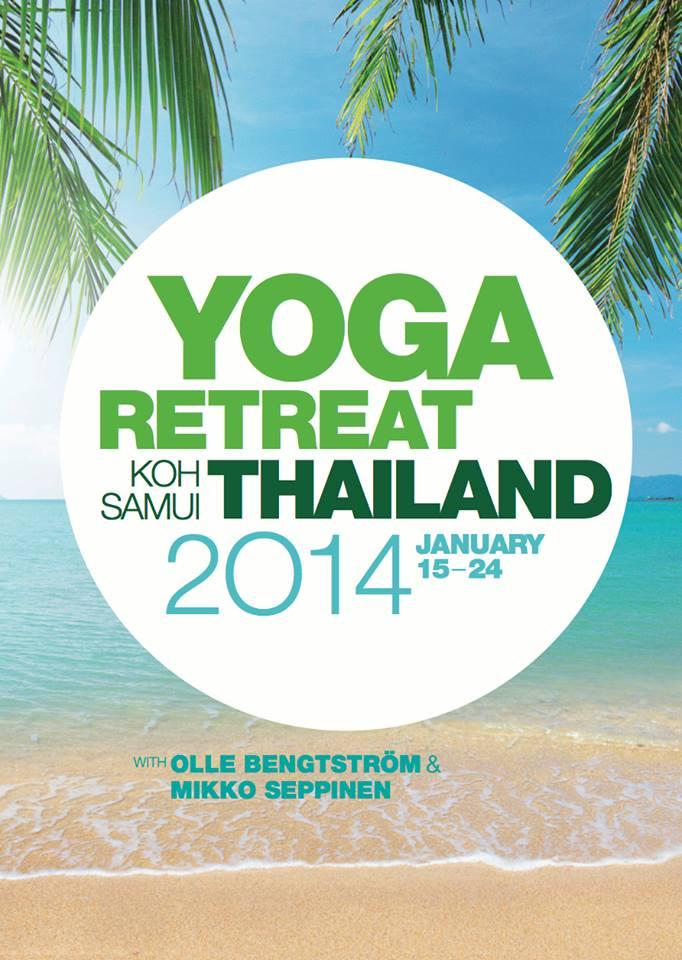 Mysore Yoga CPH - Thailand Retreat - Ashtanga Yoga